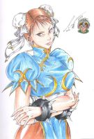 Chun-Li - Street Fighter by orihinovic2zo6