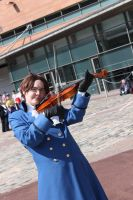 APH: the Musician by ECCG