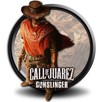 Call Of Juarez Gunslinger icon S7 by SidySeven
