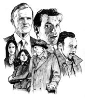 The Strain by ZacharyFeore