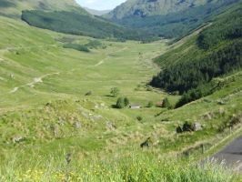 Hills, Lochs and Glens 11 by Anararion