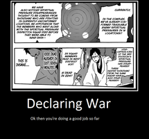 Declaring War Part 2 by Tonlor