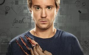 Josh Being Human Wallpaper by ToxicFlavouredCandy