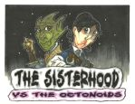 THE SISTERHOOD COVER by leagueof1