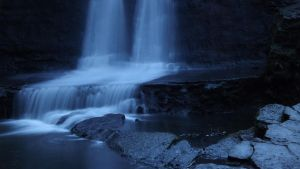 Wepre Mistic Waterfall The Second by grifasp