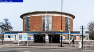 Arnos Grove by TPJerematic
