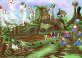 K's Candyland by GalacticMonarch