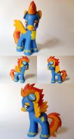 Spitfire G4 Custom Pony by Oak23