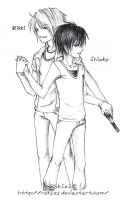 Rikki and Shio by RokSeS