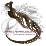 Nymphe Canis - OPEN by nymphes-adoptable