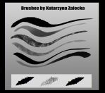 Line And Sketch Brushes by Sythgara
