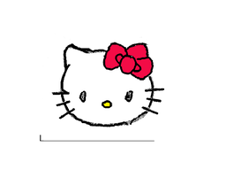 Hello Kitty by isabellacadenkybff