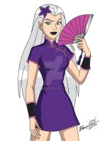 China Doll Charmcaster by DivineROAR