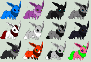 Free Adoptables batch 17 (Closed) by Kitty-of-Doom524