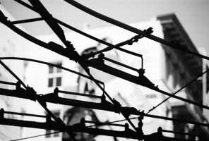 Electric Buss Wires by IanTheRed