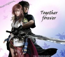 Together forever by BlackCatLady01