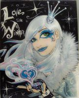 Love Like Winter by BlackStarDesigns