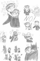Nightwing Wants Hugs! by Glimare