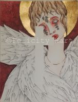 Untitled Seraphim by FelicityHart