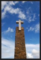 Cabo da Roca - Cross by PauloOliveira