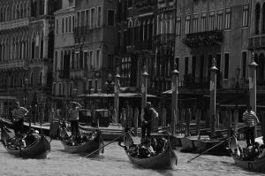In venice by TanBekdemir