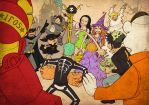 One Piece - Happy Halloween 2015 by Katchina-Q2