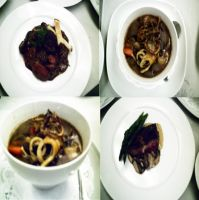 Beef Main Dishes by SilenceBLEH