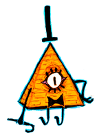 GF: Bill Cipher 2 by CHANELGoo