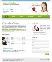 Website for Dentist 2 by Areeb89