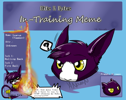 BnB: Intraining Icarus by Novanthehedgefox