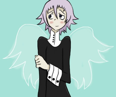 Crona Wings by sillywall