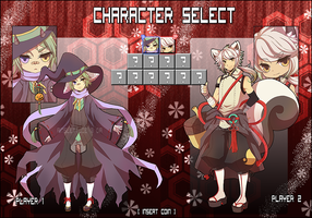 Adoptables AUCTION07: LET'S BRAWL [CLOSED] by Rinslettuce