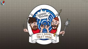 RBTV - Ben und Hannes Toilet Kings - Wallpaper by TheCreativeOne