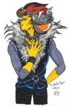 CATS Rum Tum Tugger therapypt2 by Midniteoil-Burning