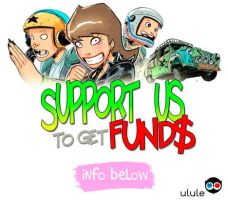 Support us to get funds by raultrevino