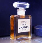 CHANEL No.5 by paperfairys