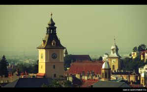 Medieval towers... by Iulian-dA-gallery