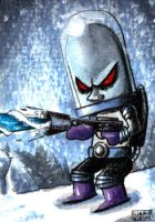 Chibi Mr. Freeze by geralddedios