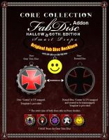 Fab Disc Hallow'd Goth Ed P3 by inception8
