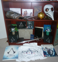 Assassin's Creed Collection by RedDevil00