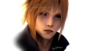 Cloud Strife by DamnedRomance