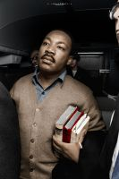 Martin Luther King II - History - Fully Colored by MadSDesignz