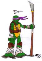 Donnie - Nick Style OLD by TMNT1984
