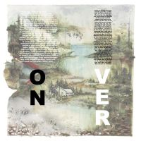 Bon Iver | Band Typography by Shin-raDawn