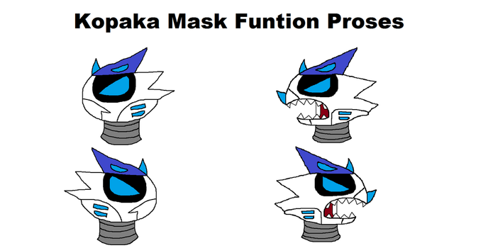 Kopaka Mask Funtion Proses (G3) by ToaHeroStudio