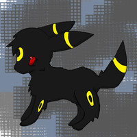 Umbreon Entry by y3w