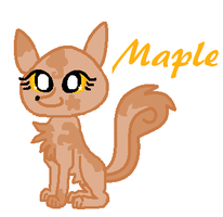 LPS OC- Maple the squirrel by LittleSnowyOwl
