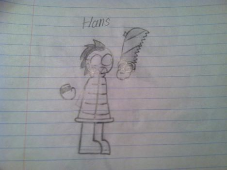 Oh Hans by ComicalCooper