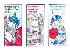 Valentine Exchange TFP #1 by BlueFire795