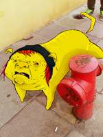 Yellow Pug by EduardoTaborda